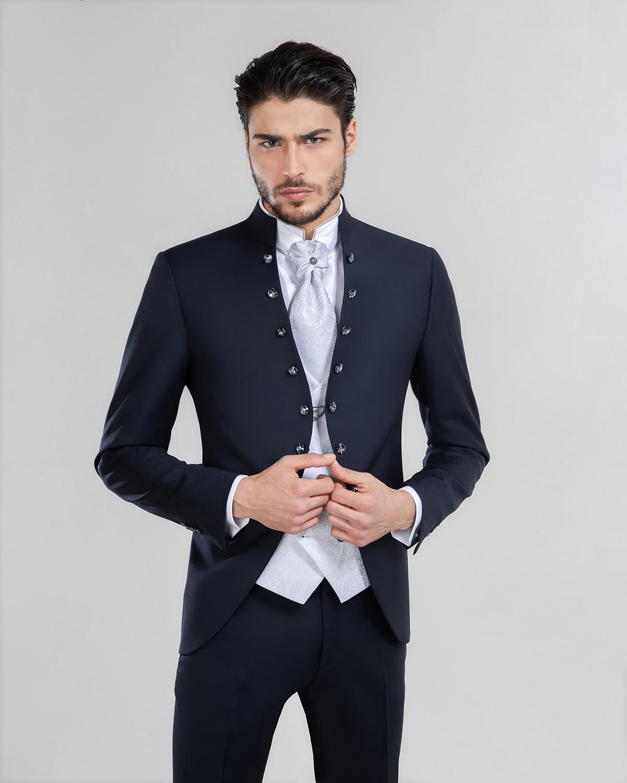 Costume Homme sur-mesure D04N