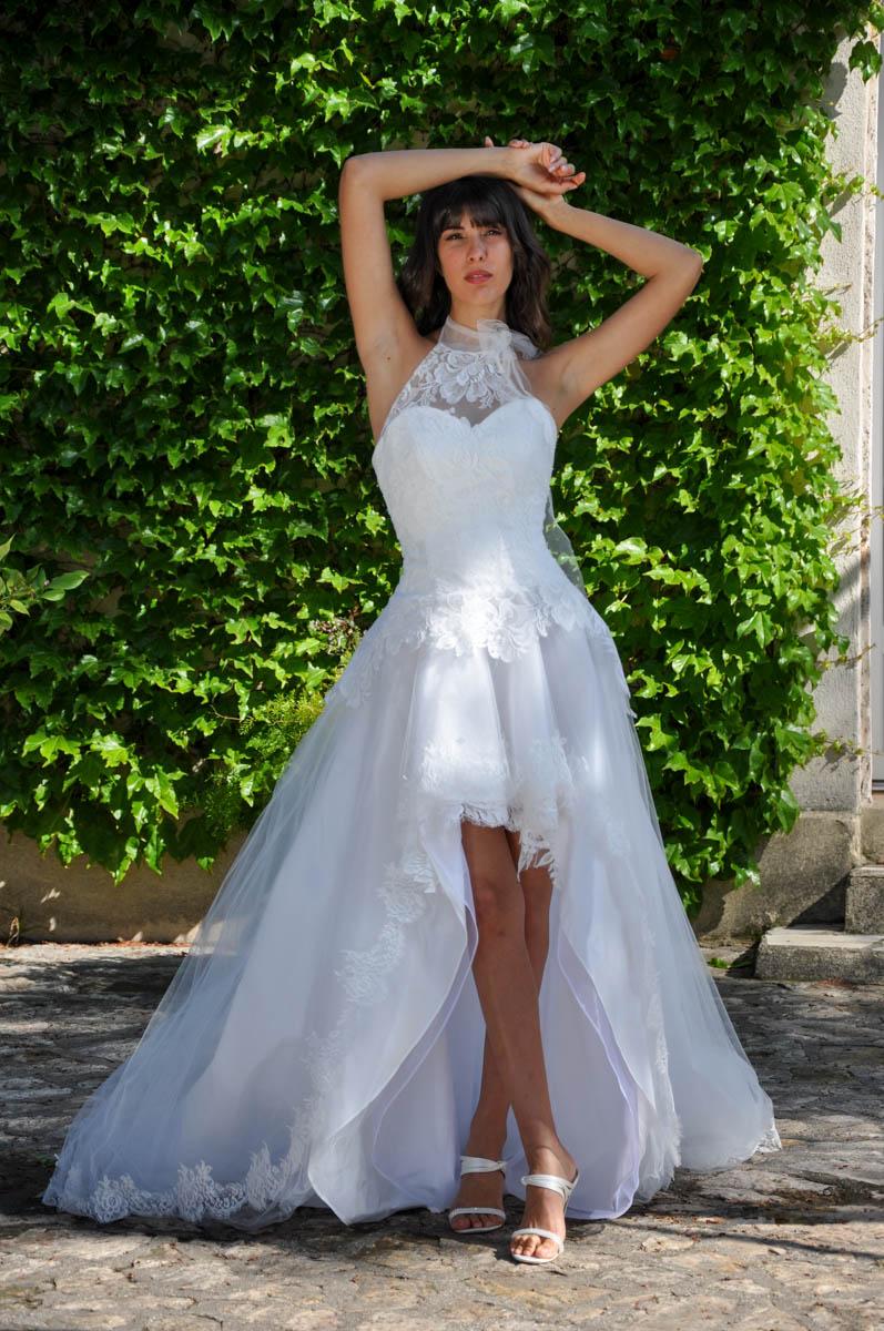 Robe de mariée made in France - ADELE