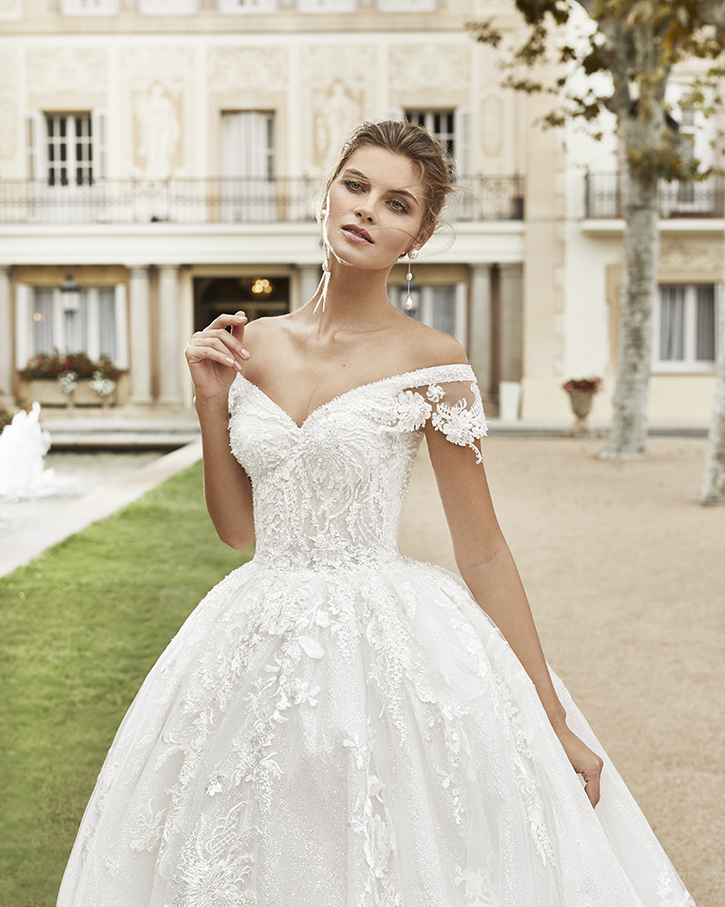 Robe de mariée Bagant zoom - Boutique à Héricourt