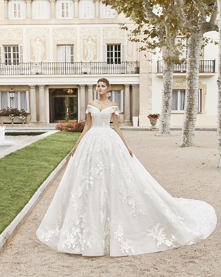 Robe de mariée Bagant - Boutique à Héricourt