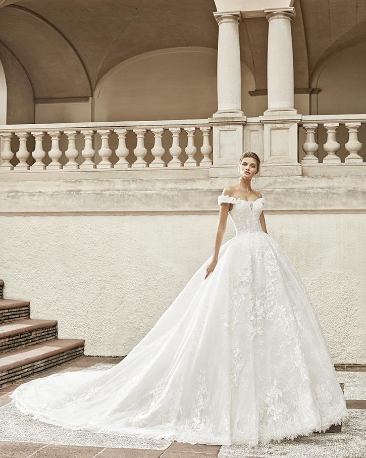 Robe de mariée Bairin - Boutique à Héricourt