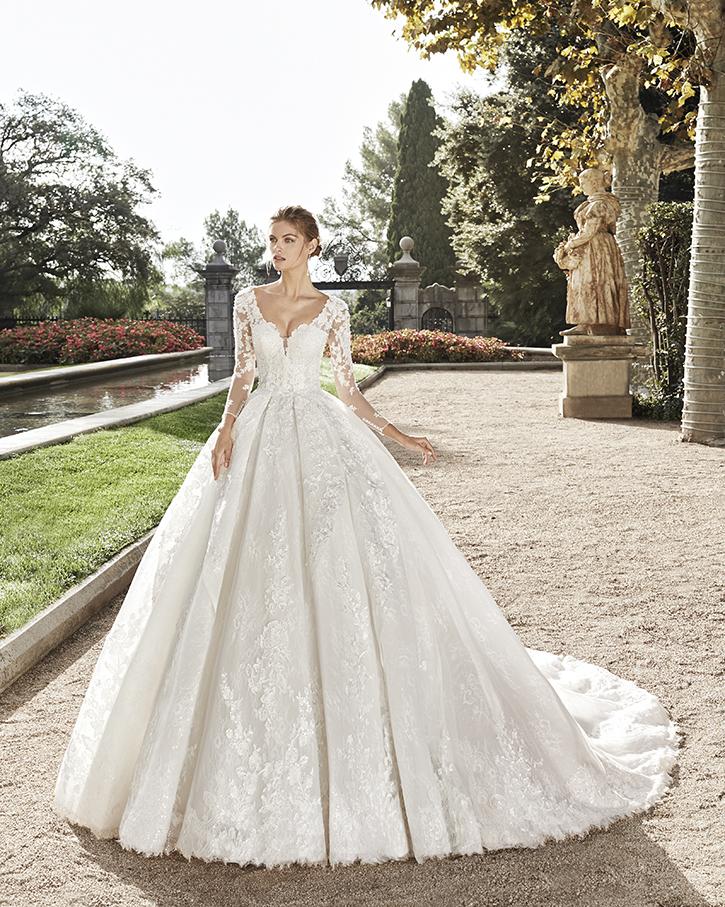 Robe de mariée Baki - Boutique à Héricourt