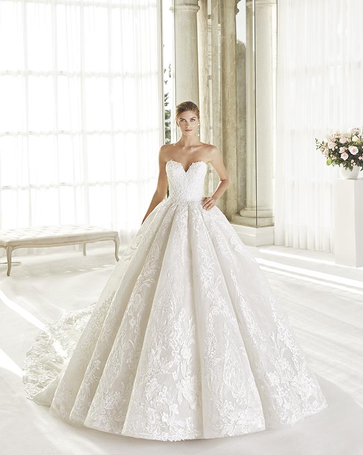 Robe de mariée Bandan - Boutique à Héricourt