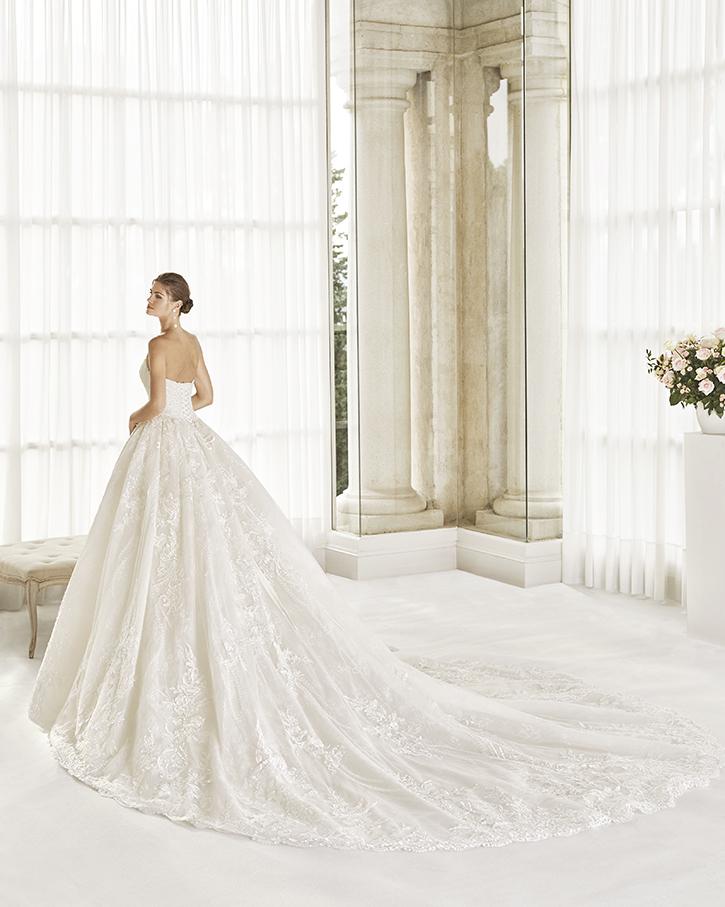 Robe de mariée Princesse - BANDAN