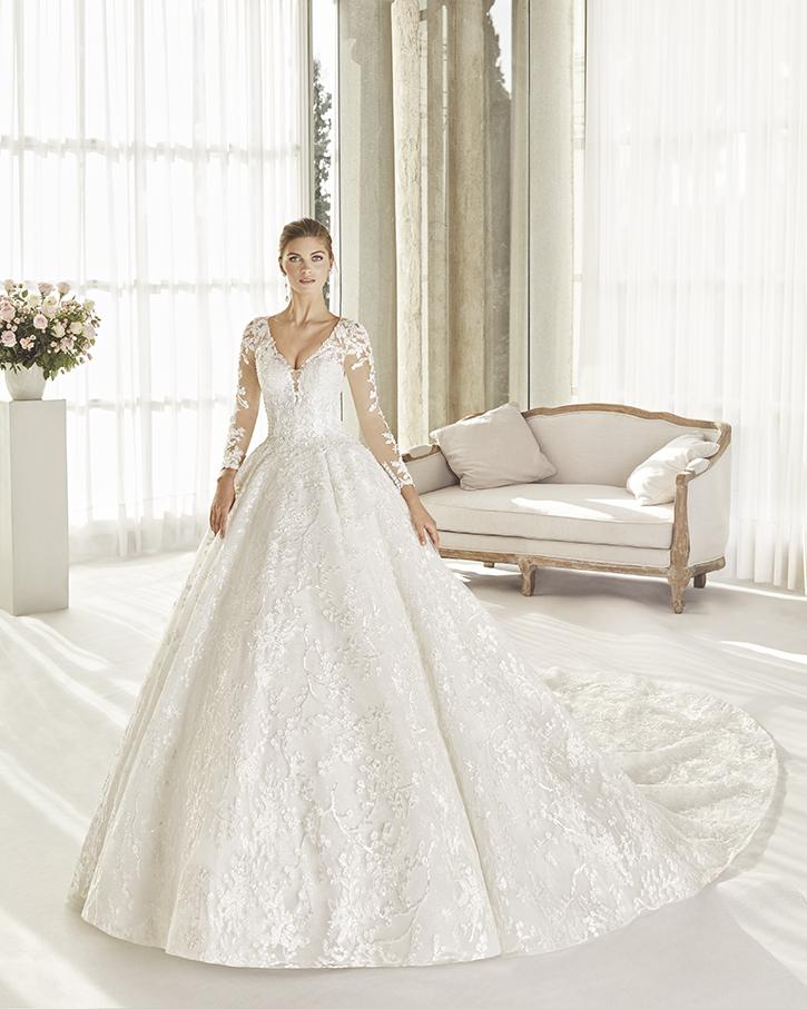 Robe de mariée Princesse - BANT