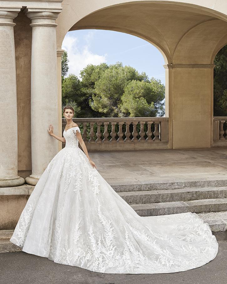 Robe de mariée Princesse - BELAN