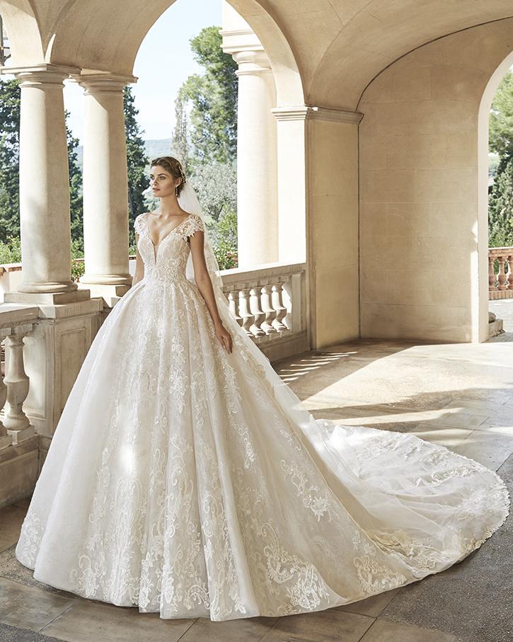 Robe de mariée Princesse - BELIZE