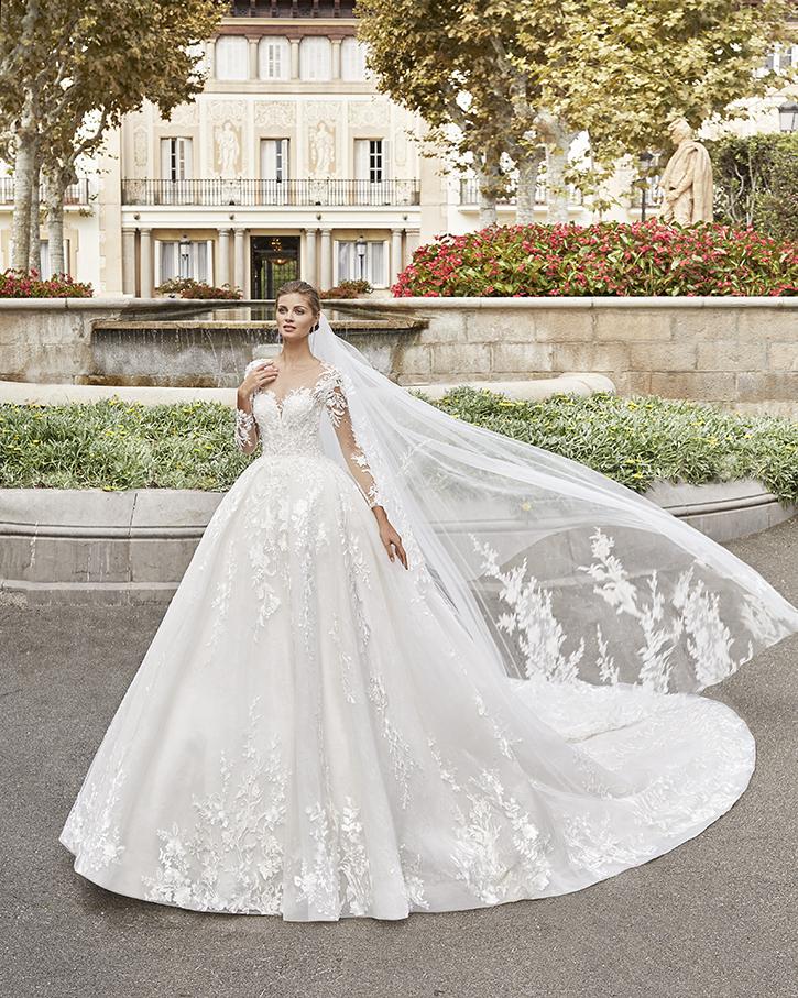Robe de mariée Benasque - Boutique à Héricourt