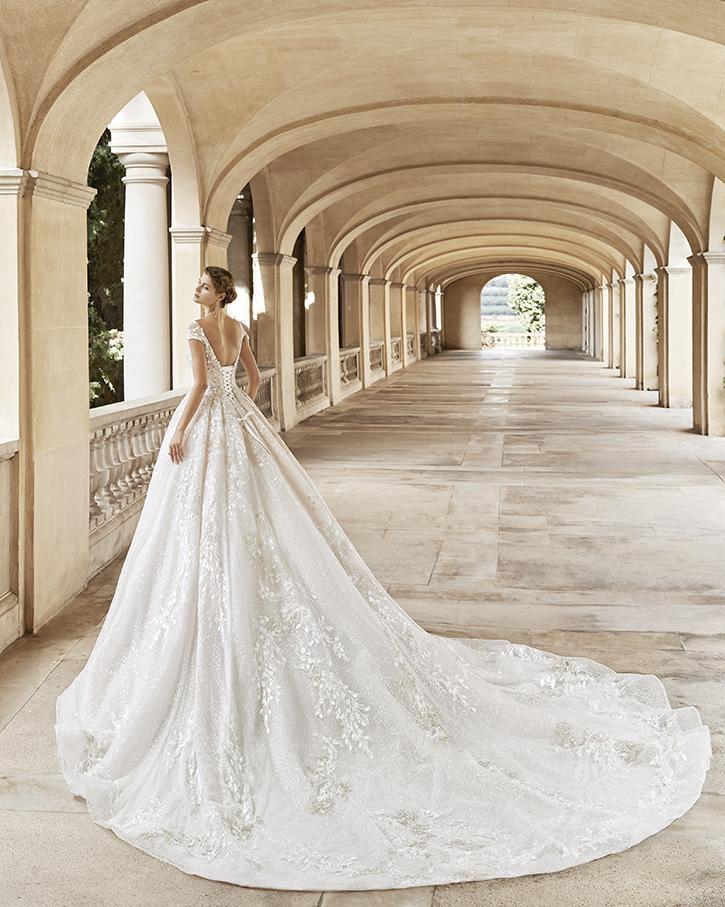 Robe de mariée Princesse - BENIT