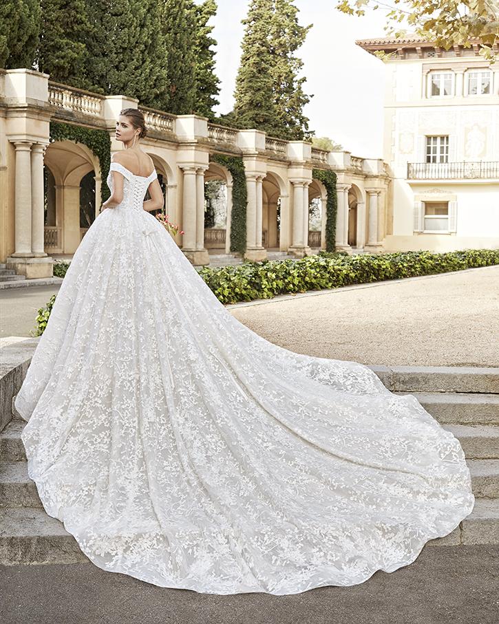 Robe de mariée Princesse - BESO