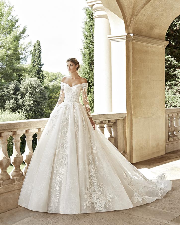 Robe de mariée Princesse - BETA