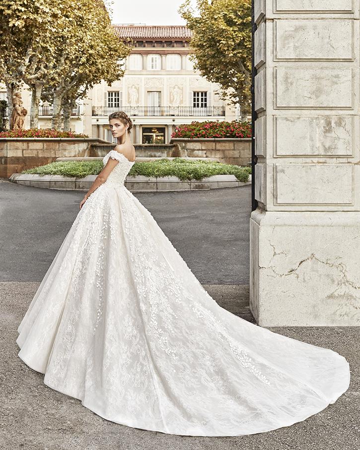 Robe de mariée Princesse - BIARRITZ