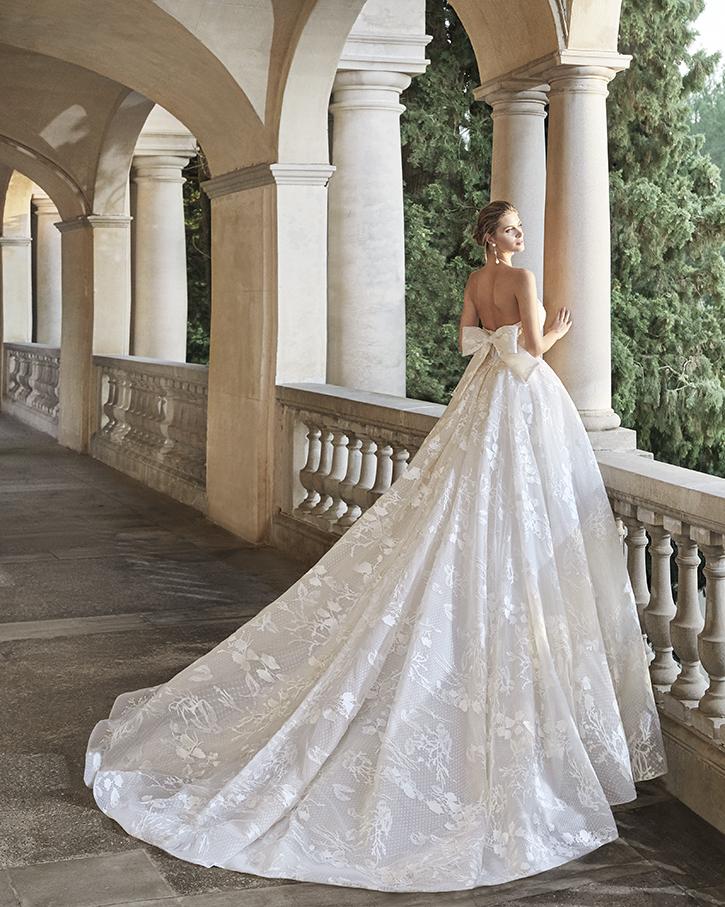 Robe de mariée Princesse - BIRMANIA