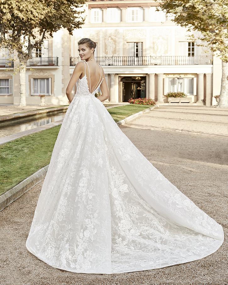 Robe de mariée Princesse - BOMBON