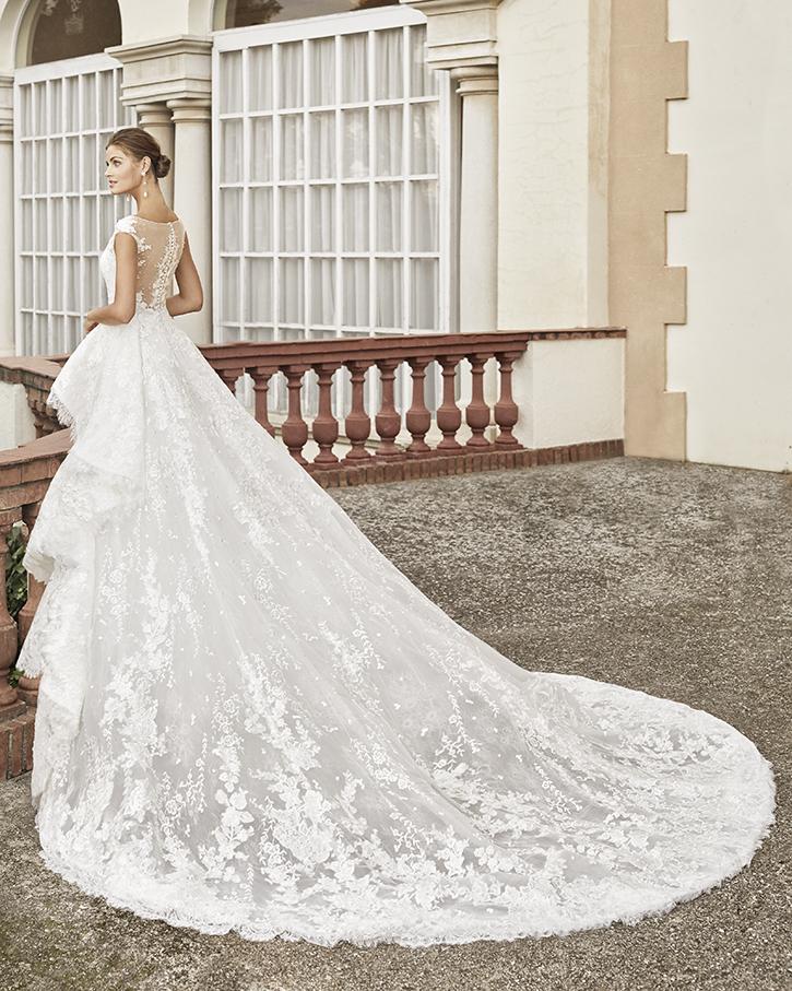 Robe de mariée Princesse - BONITO