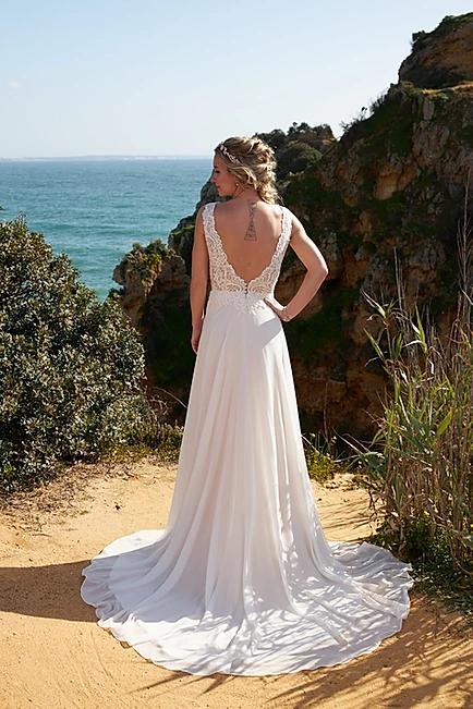 Robe de mariée chic - BR