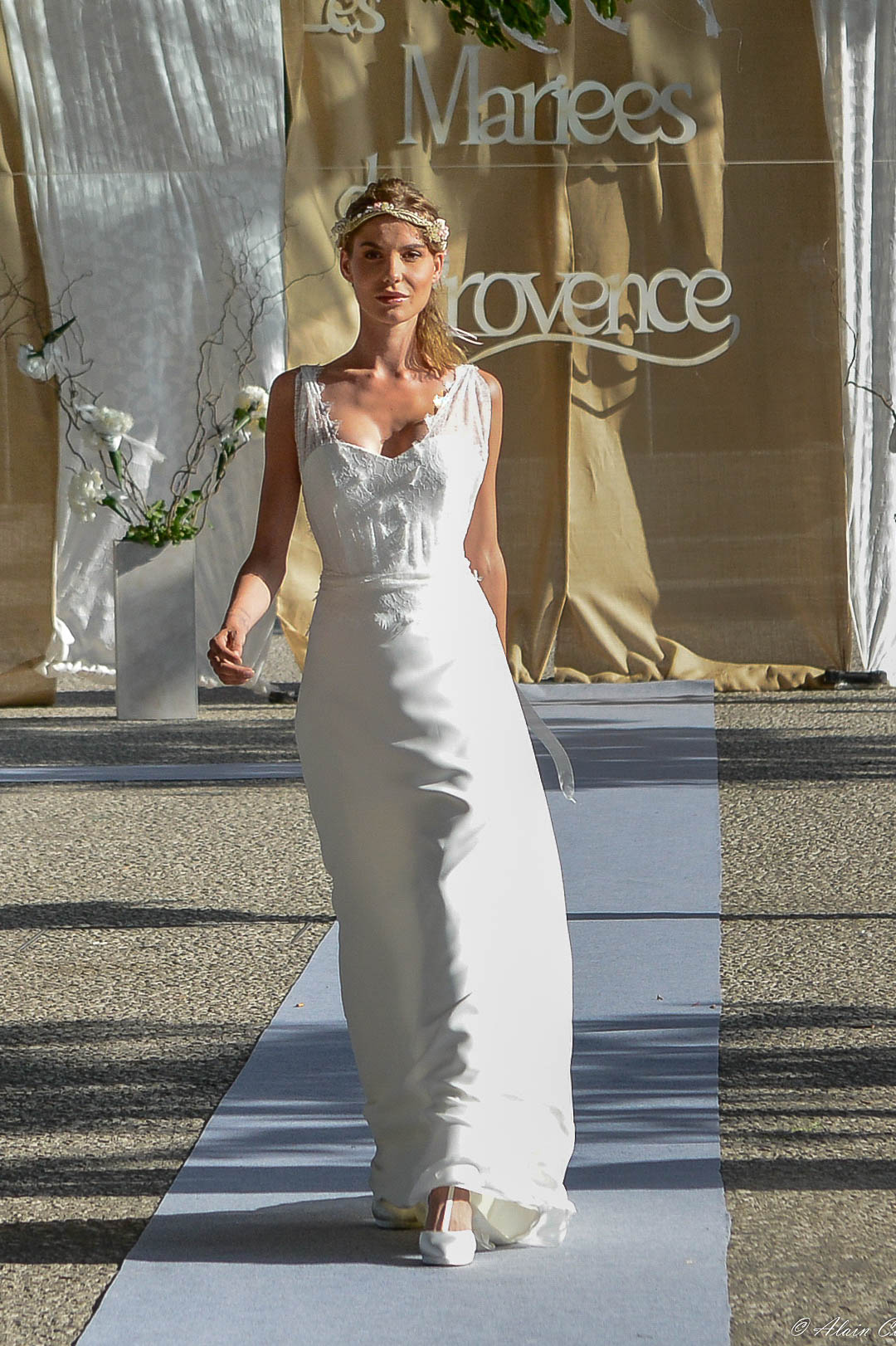 Robe de mariée made in France - CANELLE