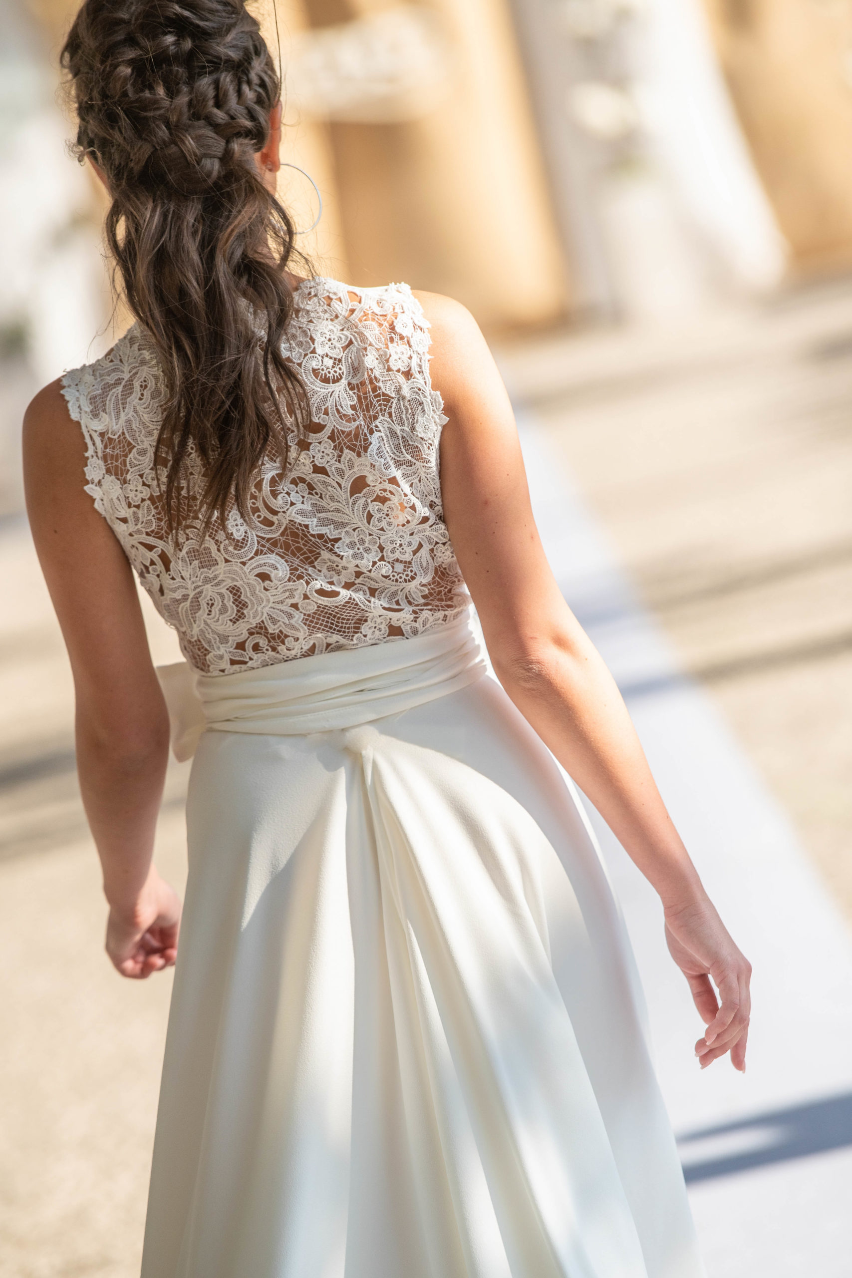 Robe de mariée made in France - DALIA