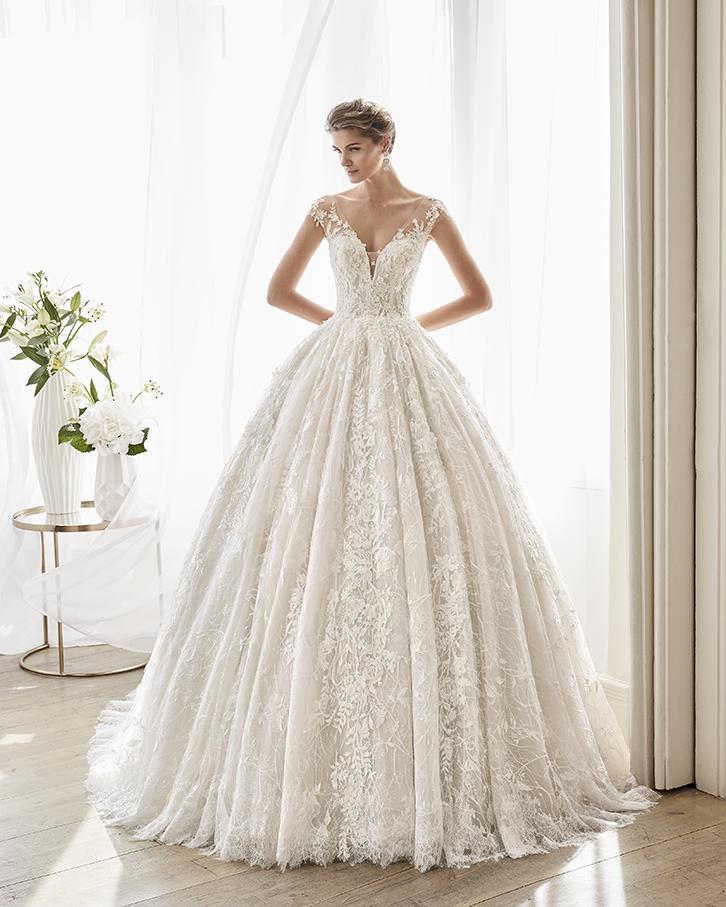 Robe de mariée Princesse - JIAN