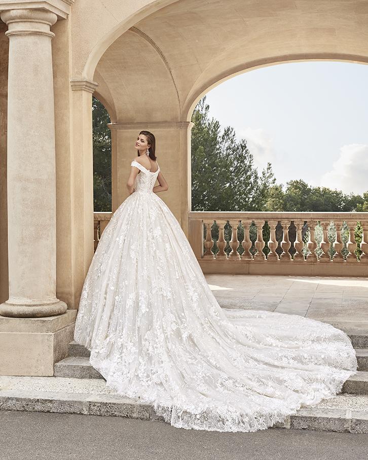 Robe de mariée Princesse - JINA