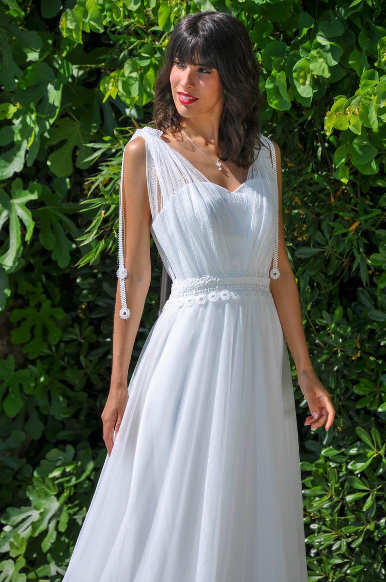 Robe de mariée made in France - JOSEPHINE