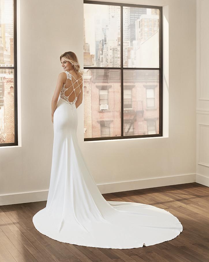 Robe de mariée chic - LAYNEY