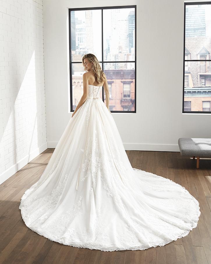 Robe de mariée chic - LILEN