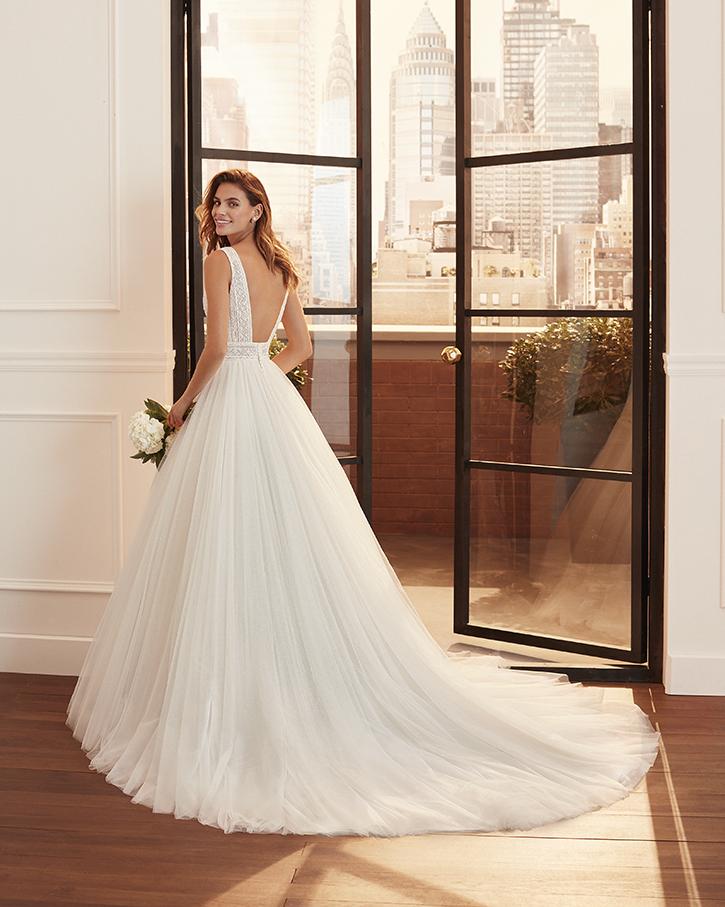 Robe de mariée chic - LIMBO