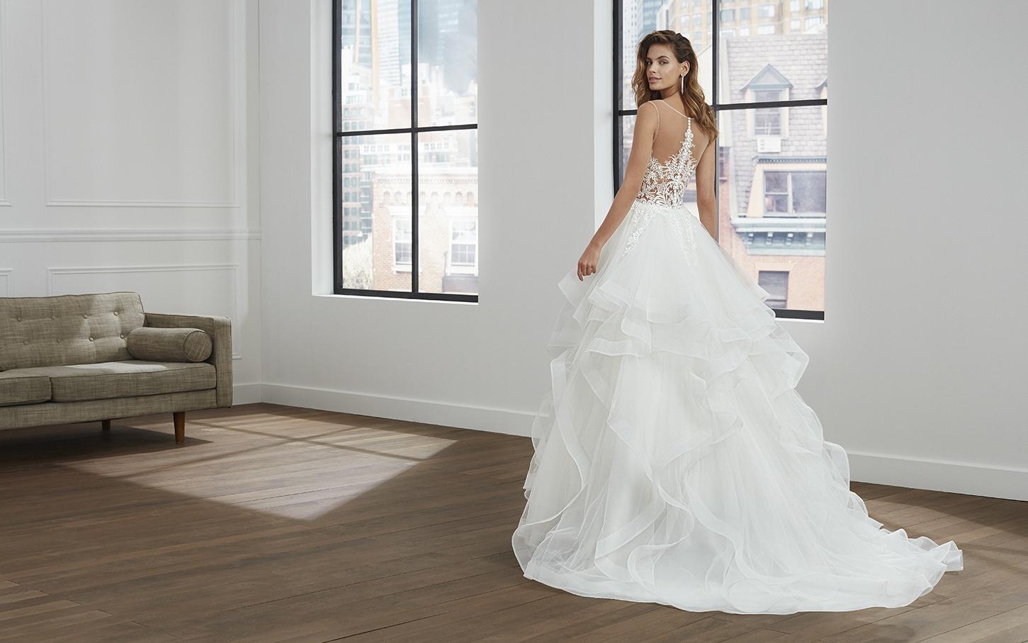 Robe de mariée chic - LORENA