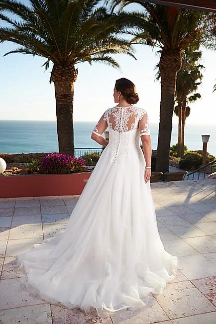 Robe de mariée chic - ME
