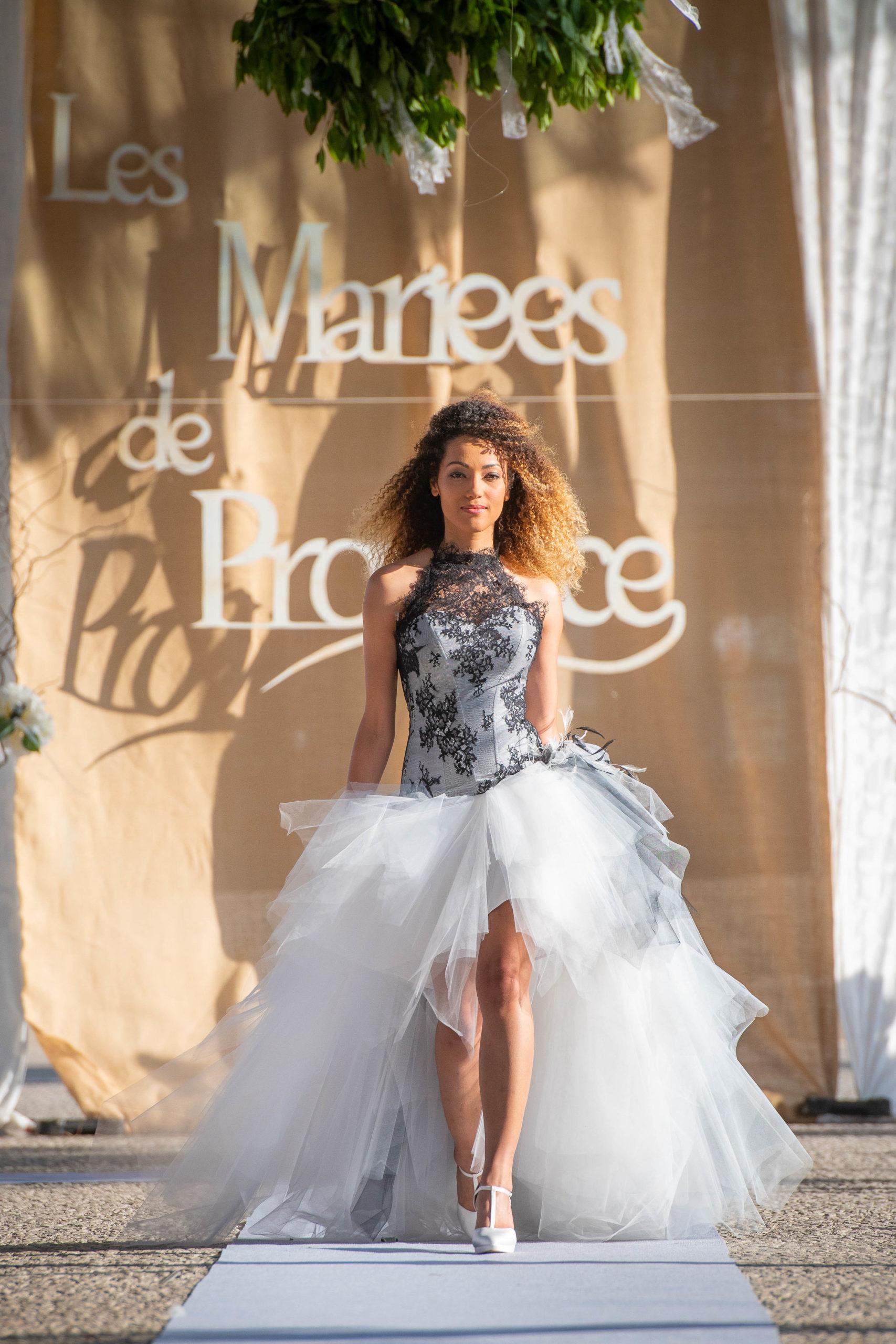 Robe de mariée made in France - MELISSE