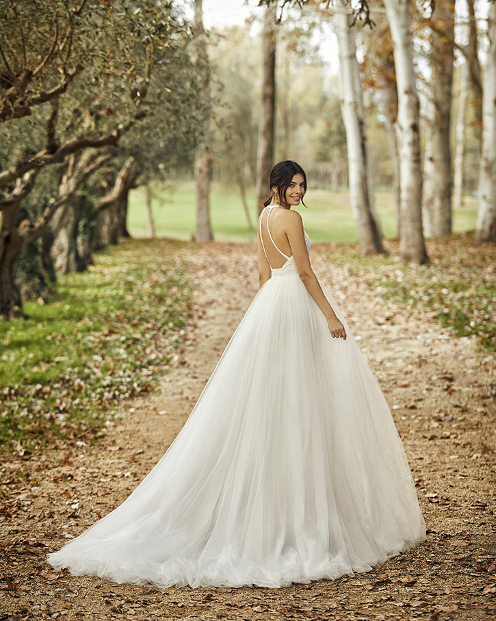 Robe de mariée champêtre - ONTANO