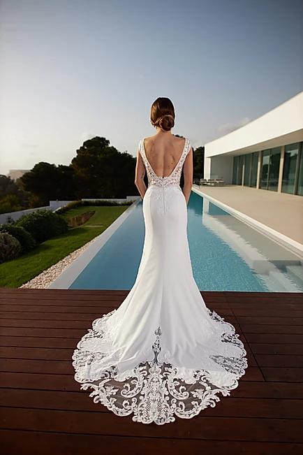 Robe de mariée chic - PU