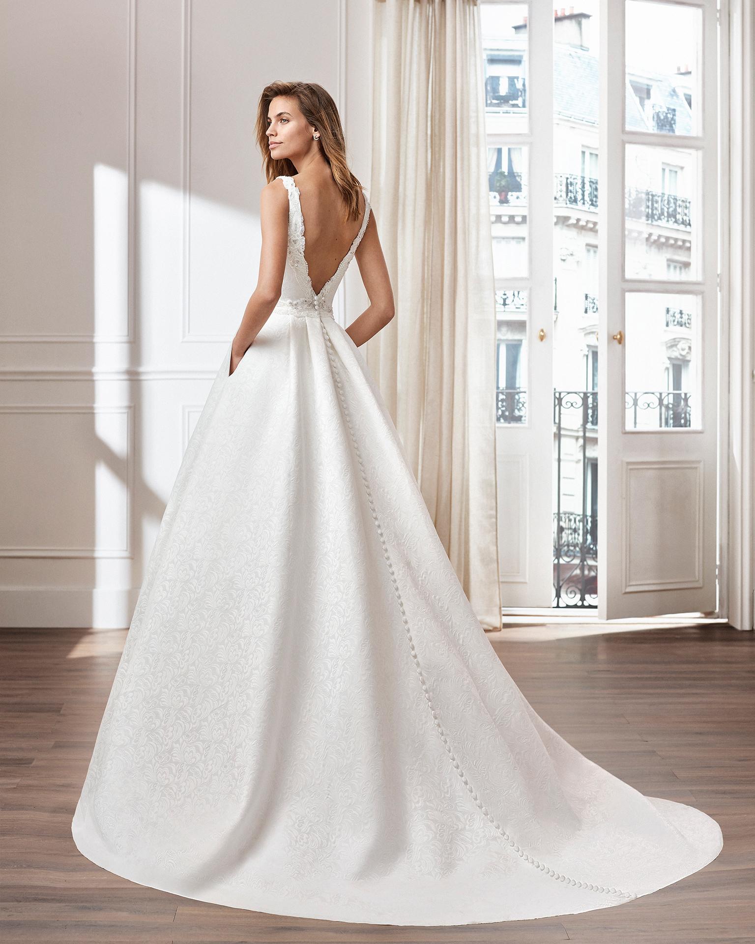 Robe de mariée chic - VOZ