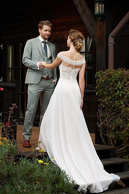 Nos robes de mariée en fin de série à Héricourt