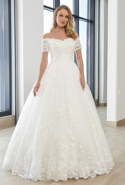 Robes de mariée à petit prix - ANGELIQUE