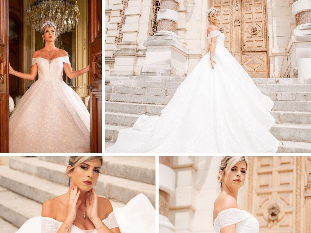 Robes de mariée princesse - Héricourt Mariages