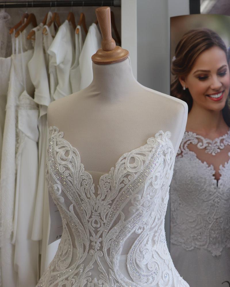 Choisir la robe de mariée idéale