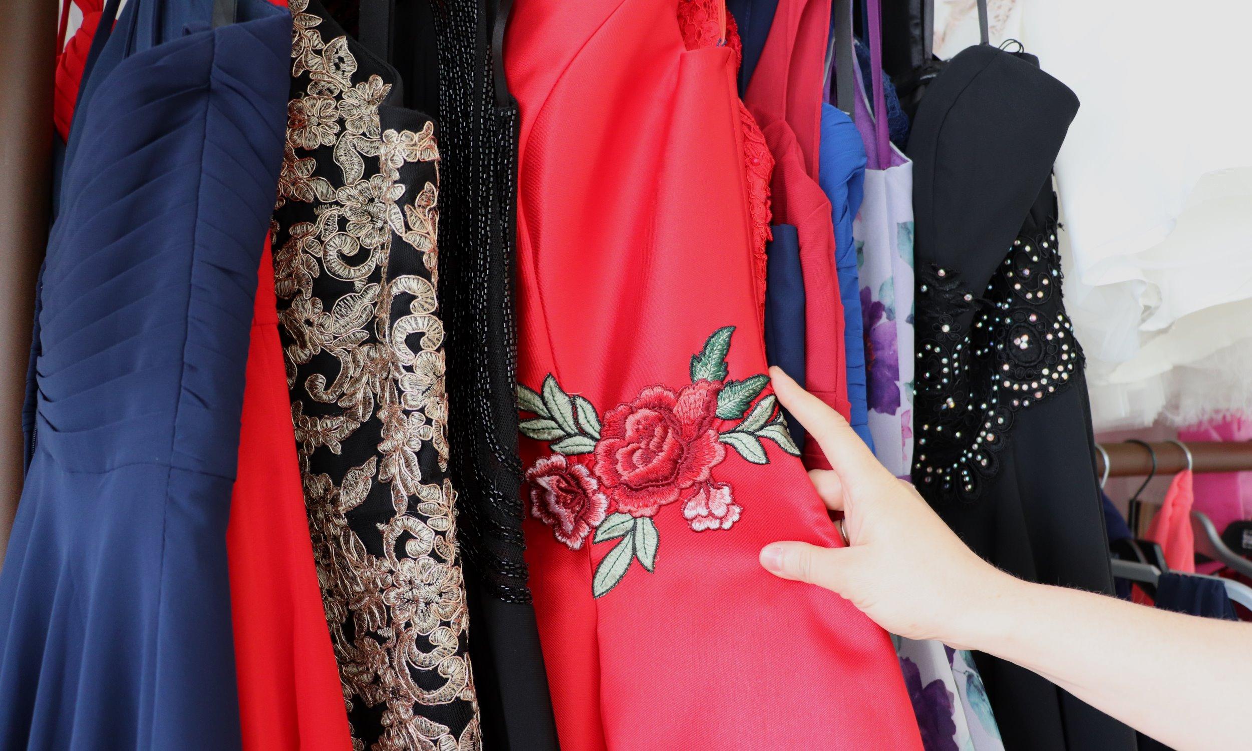 Magasin de robes de soirée à Héricourt